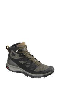 Salomon Outline GTX Hiking Boots - Men's, Blk/Beluga/Capers, hi-res