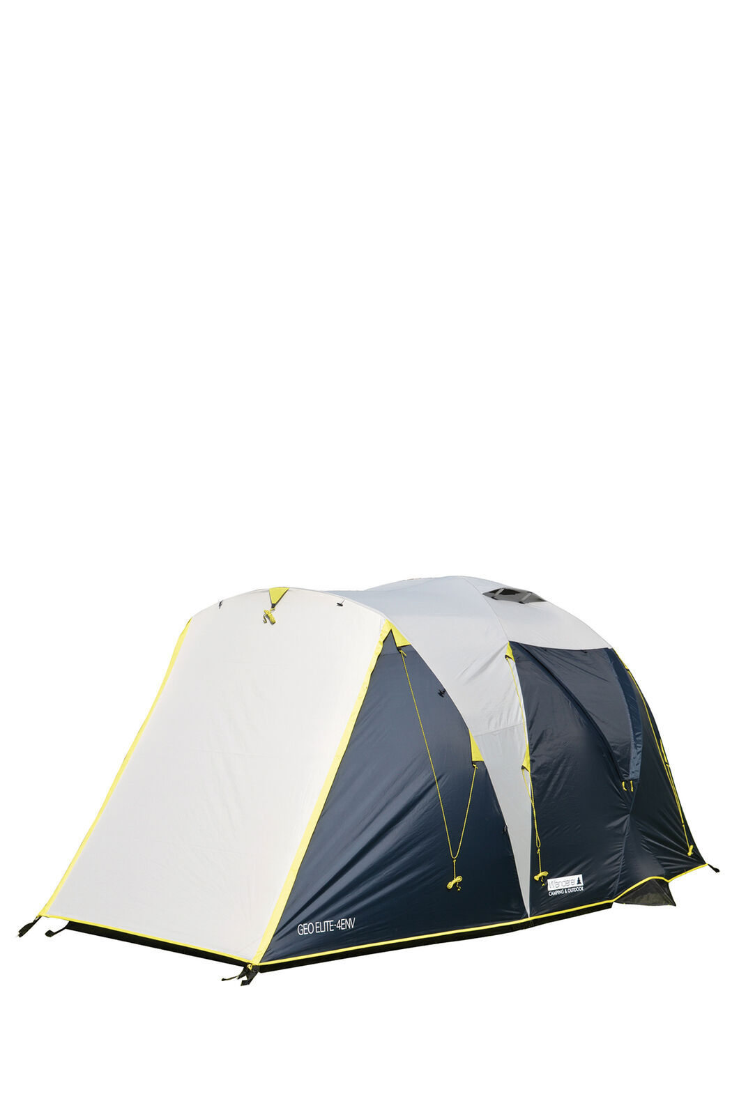 Wanderer Geo Elite 4 ENV Dome Tent — 4 Person, None, hi-res