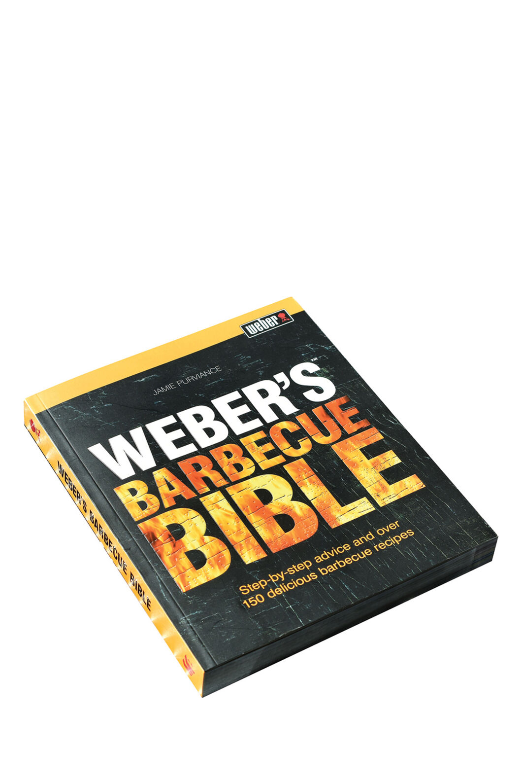 Weber Weber's Barbecue Bible, None, hi-res