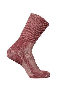 Macpac Merino Winter Hiking Sock, Red, hi-res
