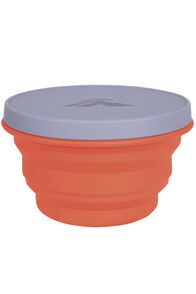Macpac Silicone Container 1000mL, Orange, hi-res
