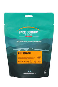Back Country Cuisine Beef Teriyaki (Gluten Free) — Regular Serve, None, hi-res