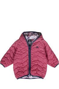 Macpac Pulsar Hooded PrimaLoft® Jacket — Baby, Slate Rose, hi-res