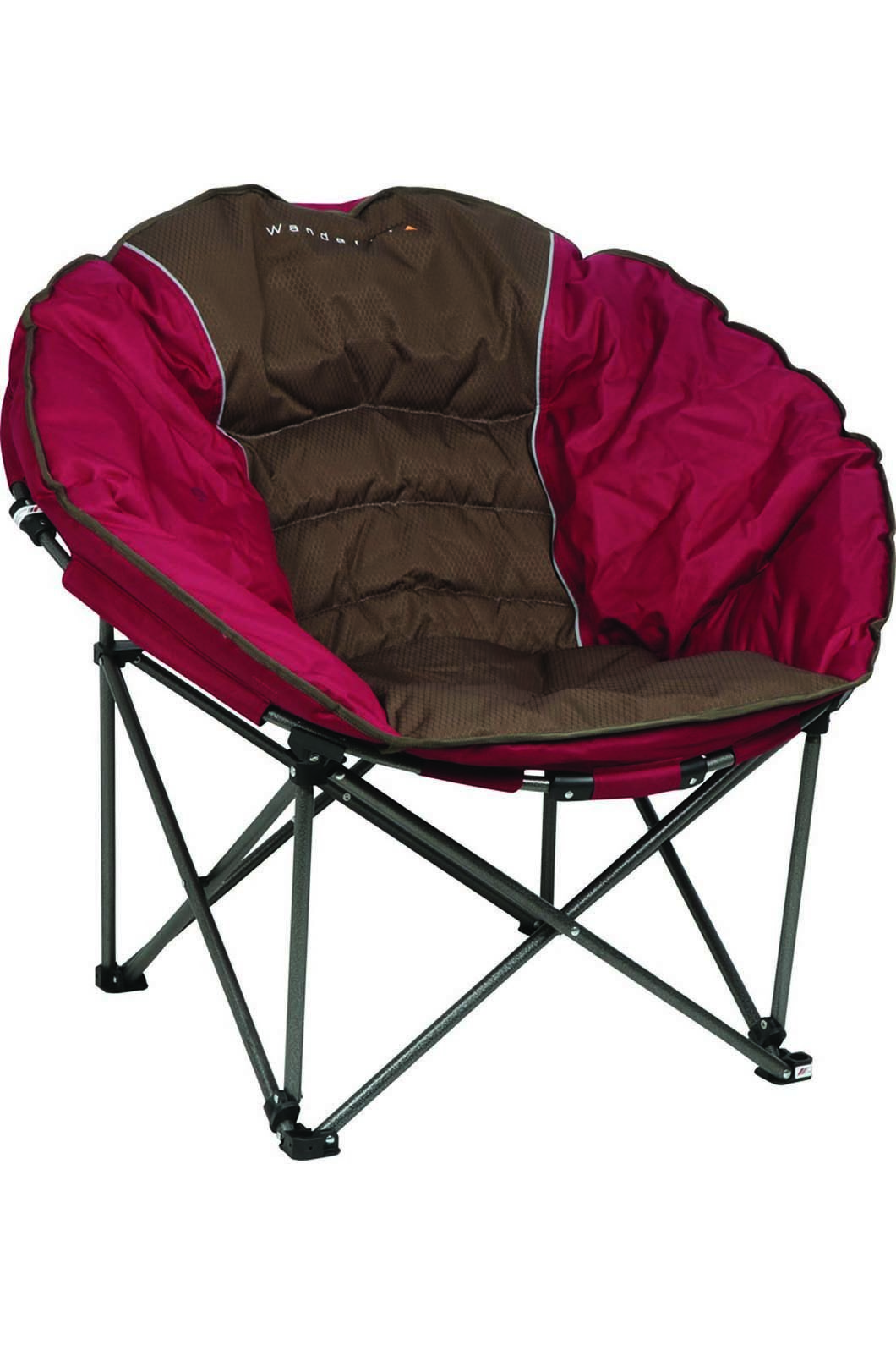 Wanderer Premium Moon Quad Fold Chair, Purple, hi-res