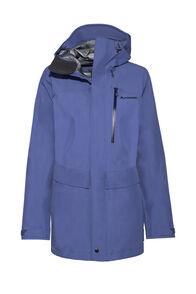 Macpac Resolution Pertex® Rain Jacket — Women's, Marlin, hi-res