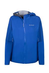 Macpac Nazomi Pertex® Rain Jacket — Women's, Nautical Blue, hi-res