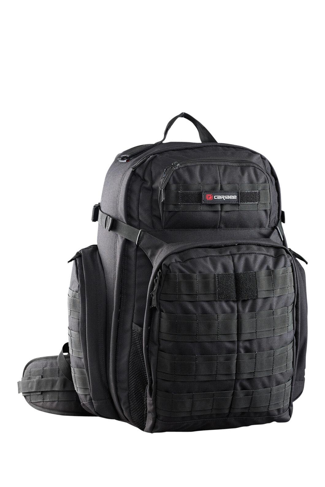 Caribee Ops 50L Day Pack, Black, hi-res