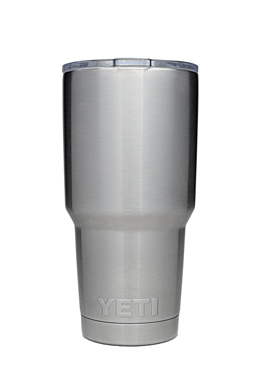 YETI® Rambler Tumbler — 30oz, Silver, hi-res