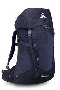 Macpac Torlesse 30L Junior Hiking Backpack, Carbon/High Rise, hi-res