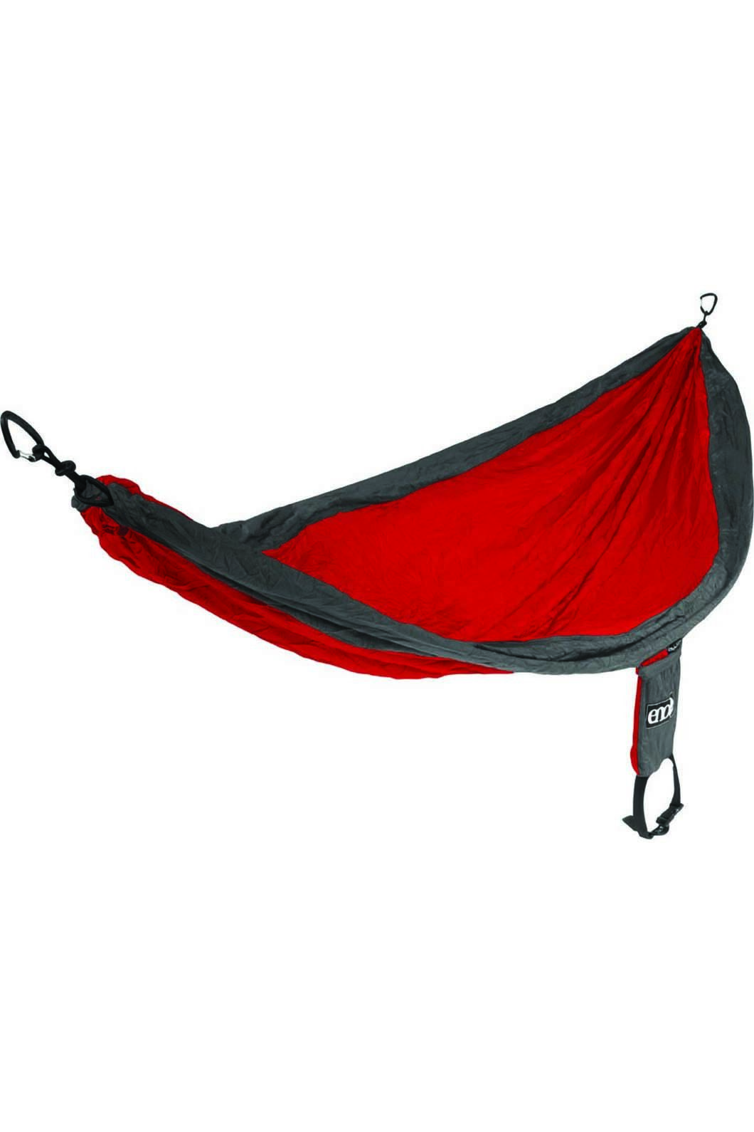Eagle Nest Outfitters Nest Single Hammock Royal, RED CHARCOAL, hi-res