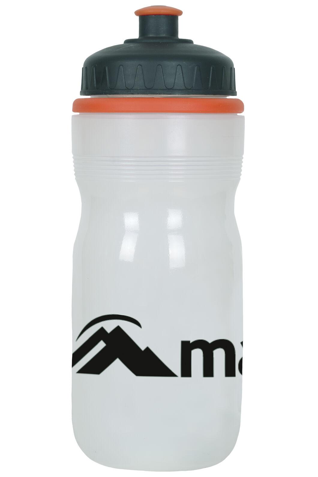 Macpac Logo Bottle 500mL, Transparent, hi-res