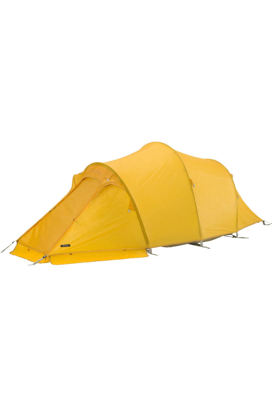 Macpac Olympus Alpine Tent, Spectra Yellow, hi-res
