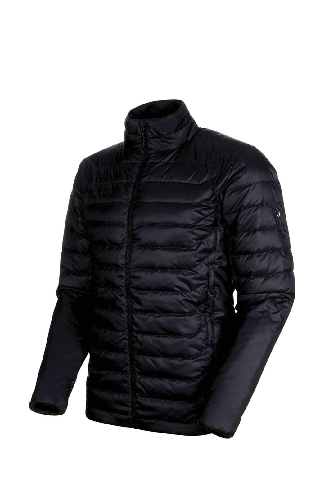 Mammut Convey 3 in 1 Hooded Hardshell Jacket - Men's, Black/Black, hi-res