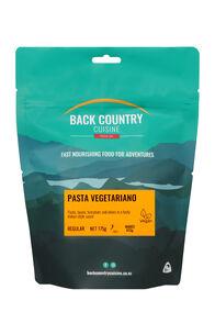Back Country Pasta Vegetariano (Vegan) — Regular Serve, None, hi-res