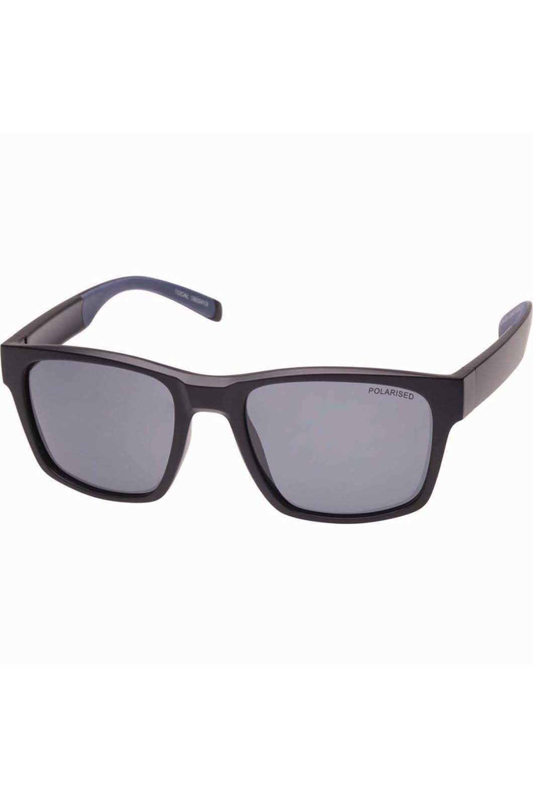 Cancer Council Men's Tocal Sunglasses One Size Fits Most, MATT BLACK/NAVY, hi-res