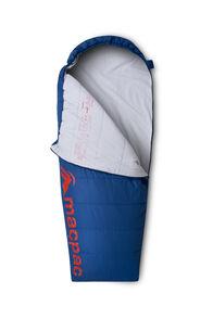 Macpac Kids' Roam 160 Synthetic Sleeping Bag, Limoges, hi-res
