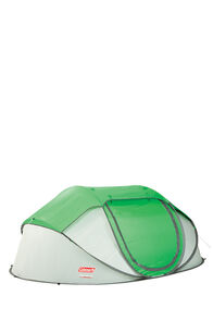 Coleman Pop Up 4 Person Instant Tent, None, hi-res