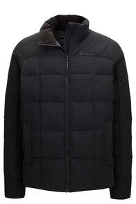 Macpac Accord Down Jacket — Men's, Black, hi-res