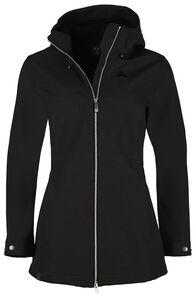 Chord Softshell Jacket - Women's, Black, hi-res