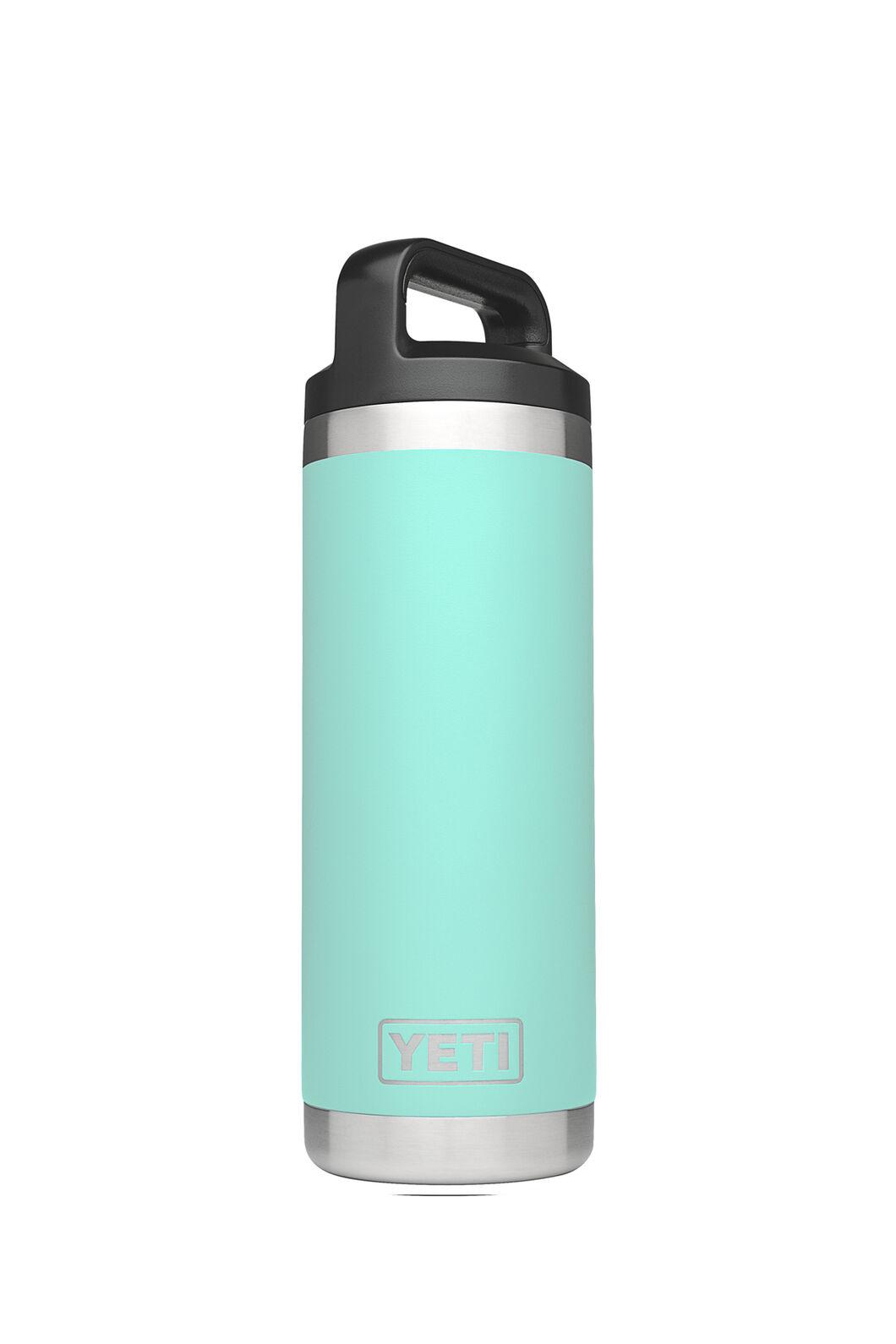Yeti Rambler Drink Bottle Stainless Steel 18oz, SEAFOAM, hi-res