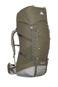 Macpac Cascade AzTec® 75L Hiking Backpack, Forest Night, hi-res