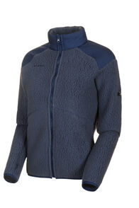 Mammut Innominata Pro ML Fleece Jacket — Women's, Peacoat, hi-res