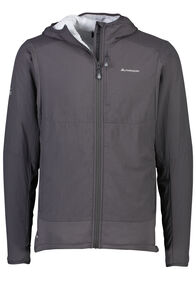 Macpac Pisa Polartec® Hooded Jacket - Men's, Phantom, hi-res