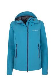 Macpac Fitzroy Alpine Series Softshell Jacket - Women's, Enamel, hi-res