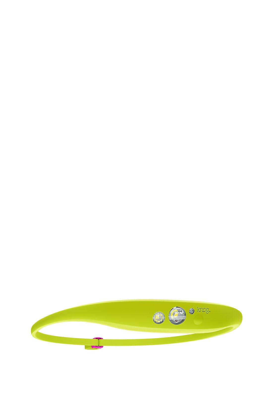 Knog Quokka Headlamp — 80 Lumens, Lime, hi-res