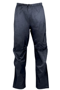 Macpac Jetstream Reflex™ Rain Pants — Men's, Black, hi-res