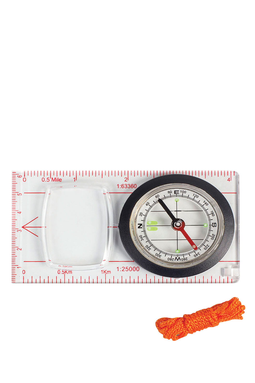 Elemental Orienteering Compass, None, hi-res