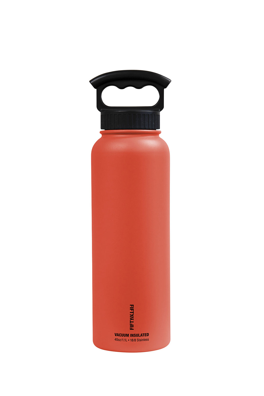 FIFTY/FIFTY® Insulated Bottle — 40 oz./1L, Coral, hi-res