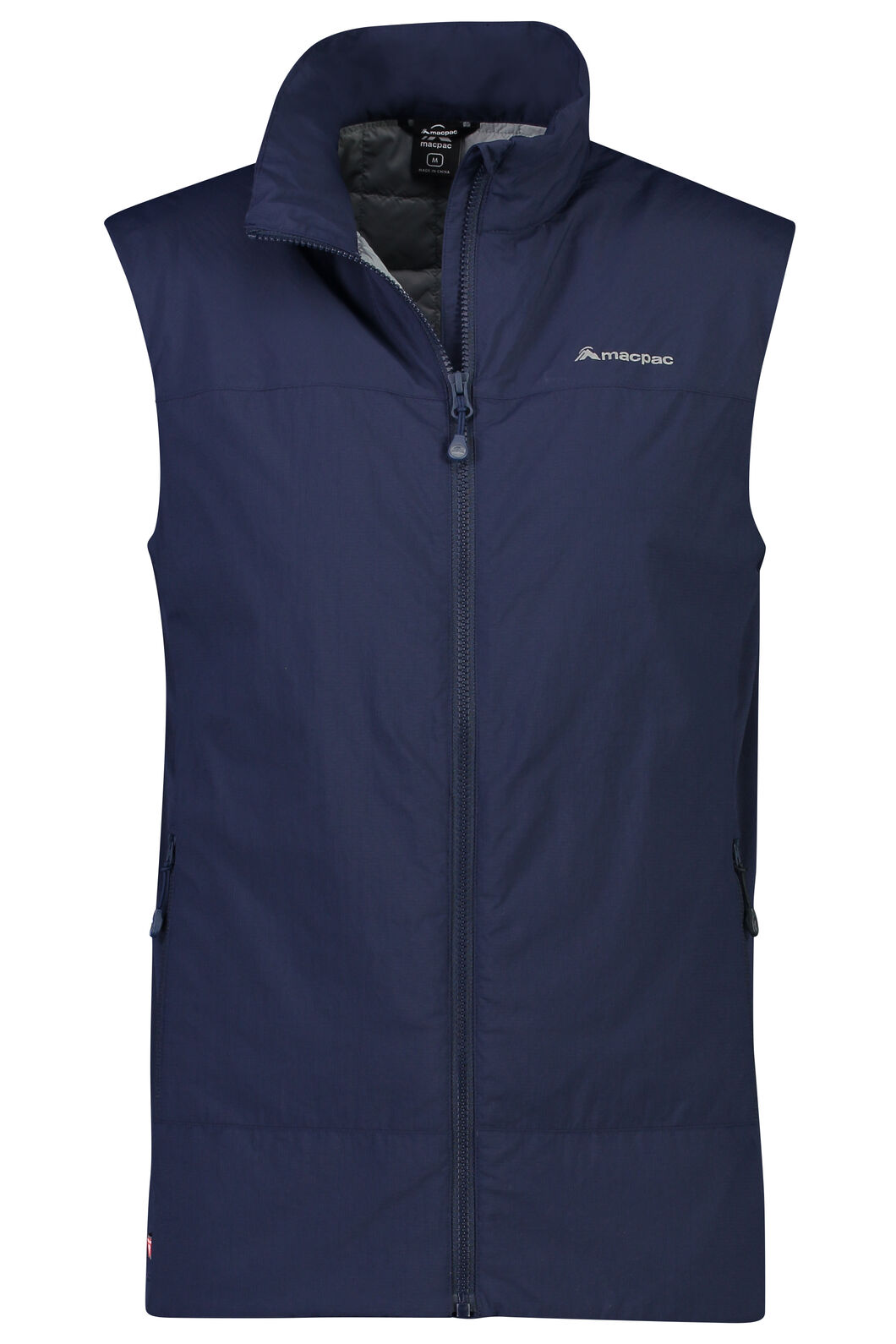 Ethos PrimaLoft® Vest - Men's, Black Iris, hi-res
