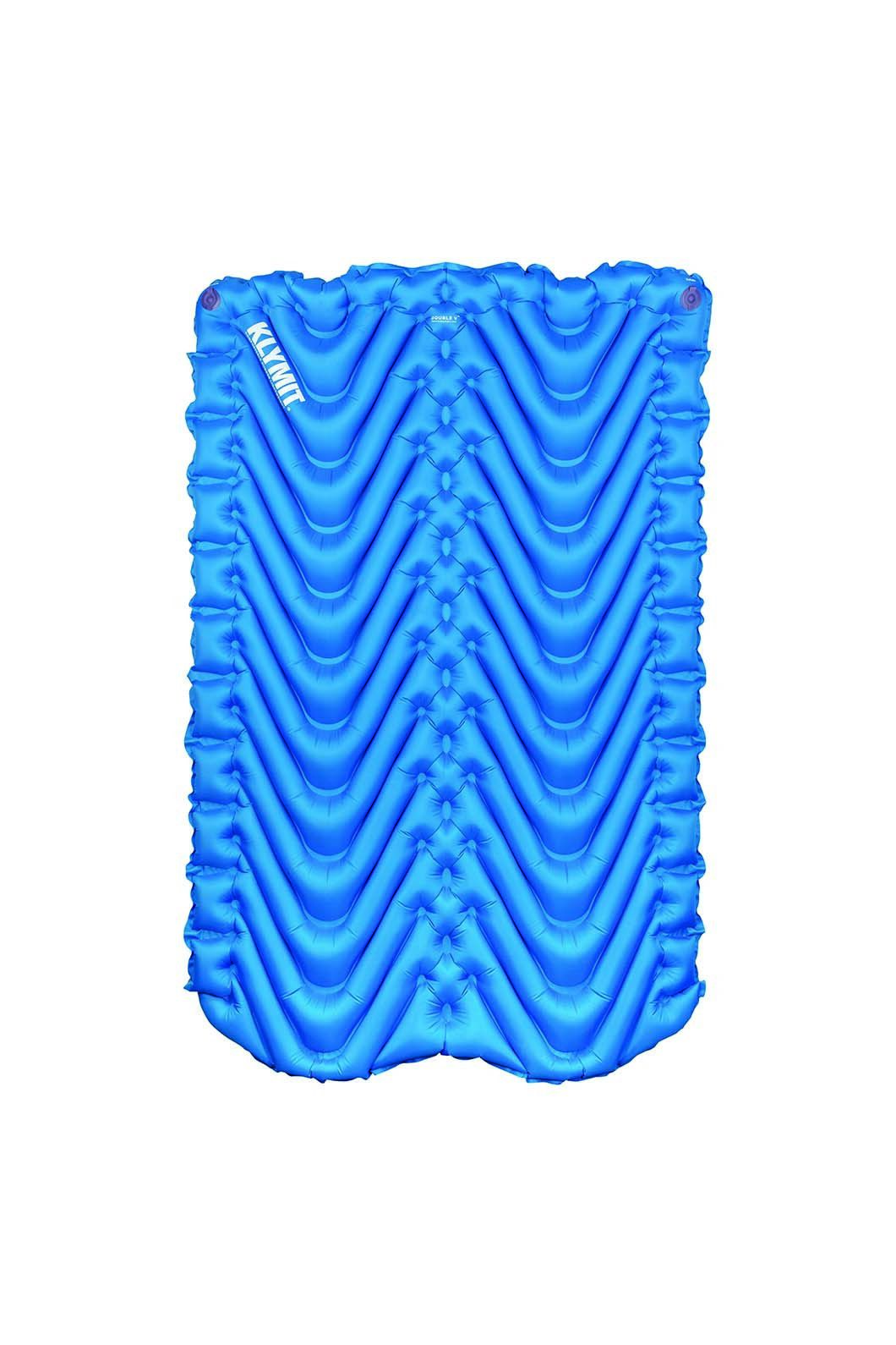 Klymit Double V Inflatable Mat, None, hi-res
