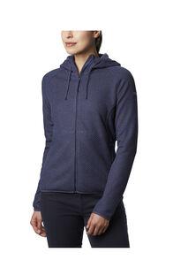 Columbia Women's Pacific Point™ Fleece Hooded Jacket, Nocturnal/Twilight, hi-res