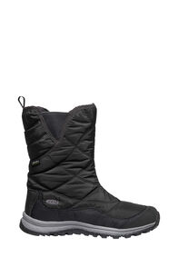 Keen Terradora Pull On WP Insulated Boots — Women's, Black Raven, hi-res