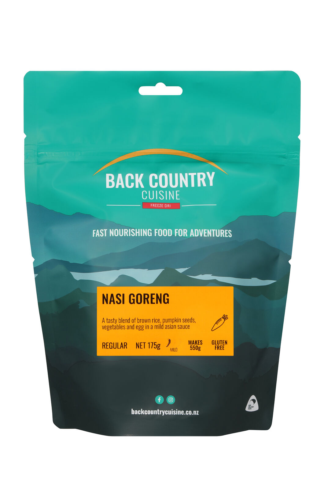 Back Country Nasi Goreng (Gluten Free) — Regular Serve, None, hi-res