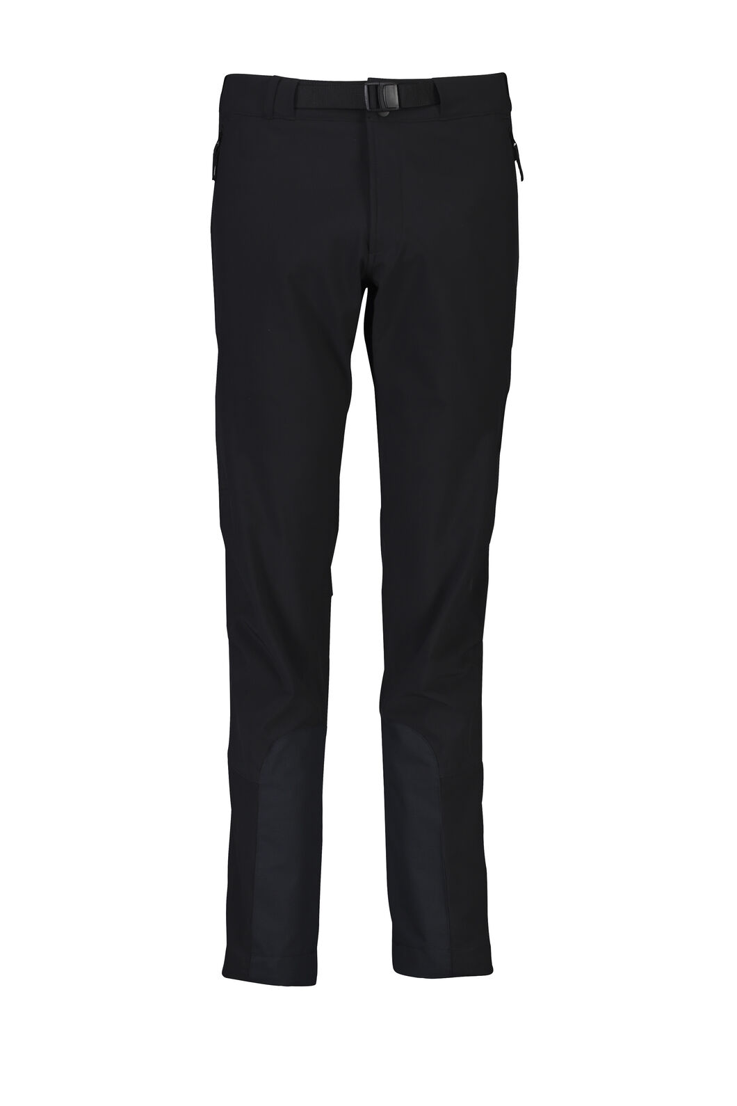 Macpac Fitzroy Alpine Series Softshell Pants — Women's, Black, hi-res