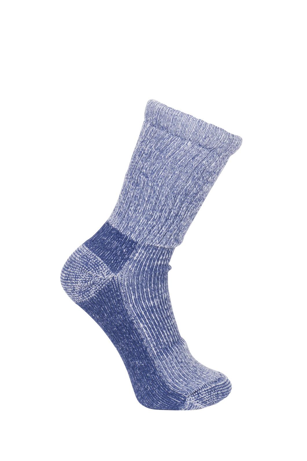 Macpac Winter Hiker Socks - Kids', Denim, hi-res