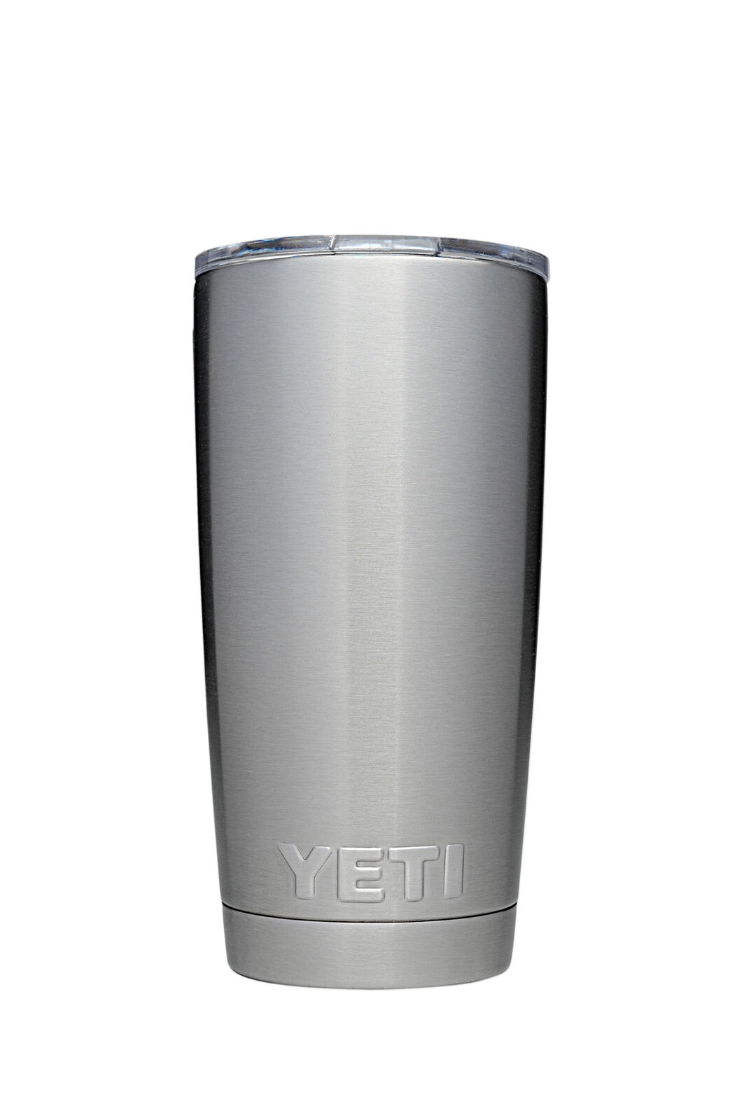 Yeti Rambler Tumbler Stainless Steel 20oz, Silver, hi-res