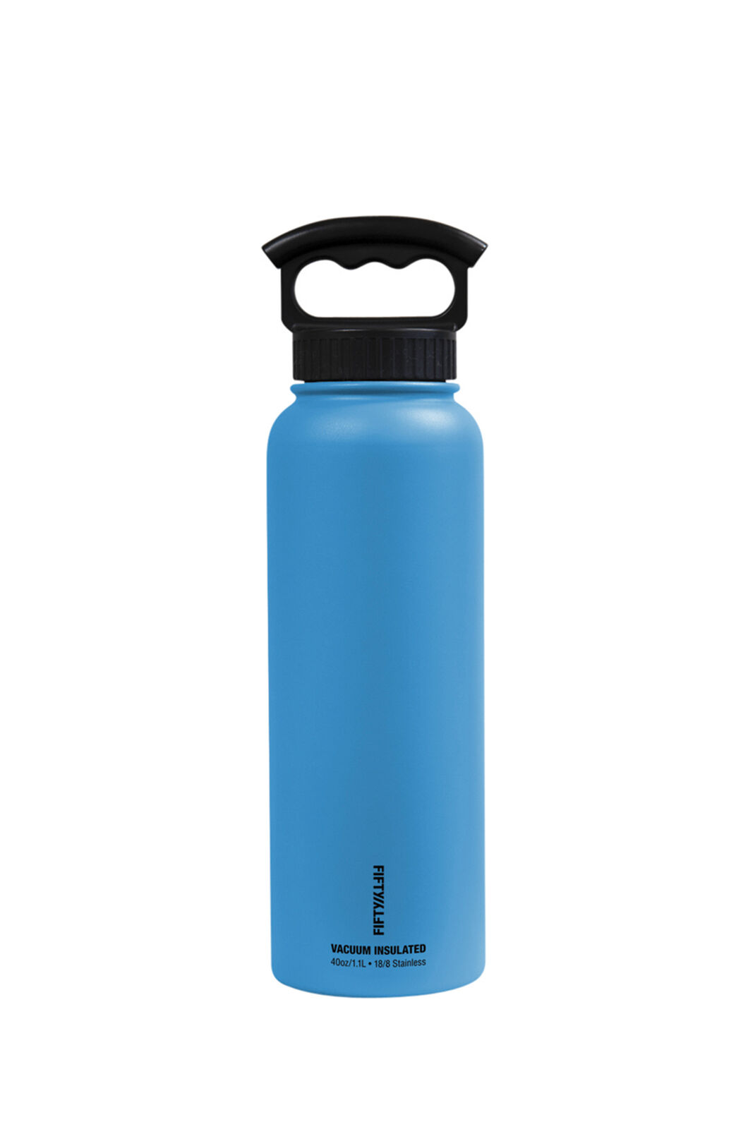 FIFTY/FIFTY® 40oz Insulated Bottle, Crater Blue, hi-res