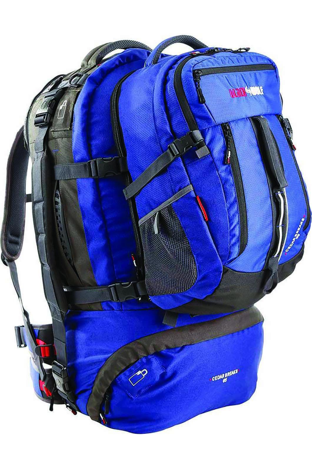 BlackWolf Cedar Breaks Travel Pack 75L5L, None, hi-res