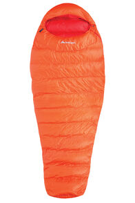 Macpac Epic HyperDRY™ Down 600 Sleeping Bag - Extra Large, Exuberance/ Indicator, hi-res