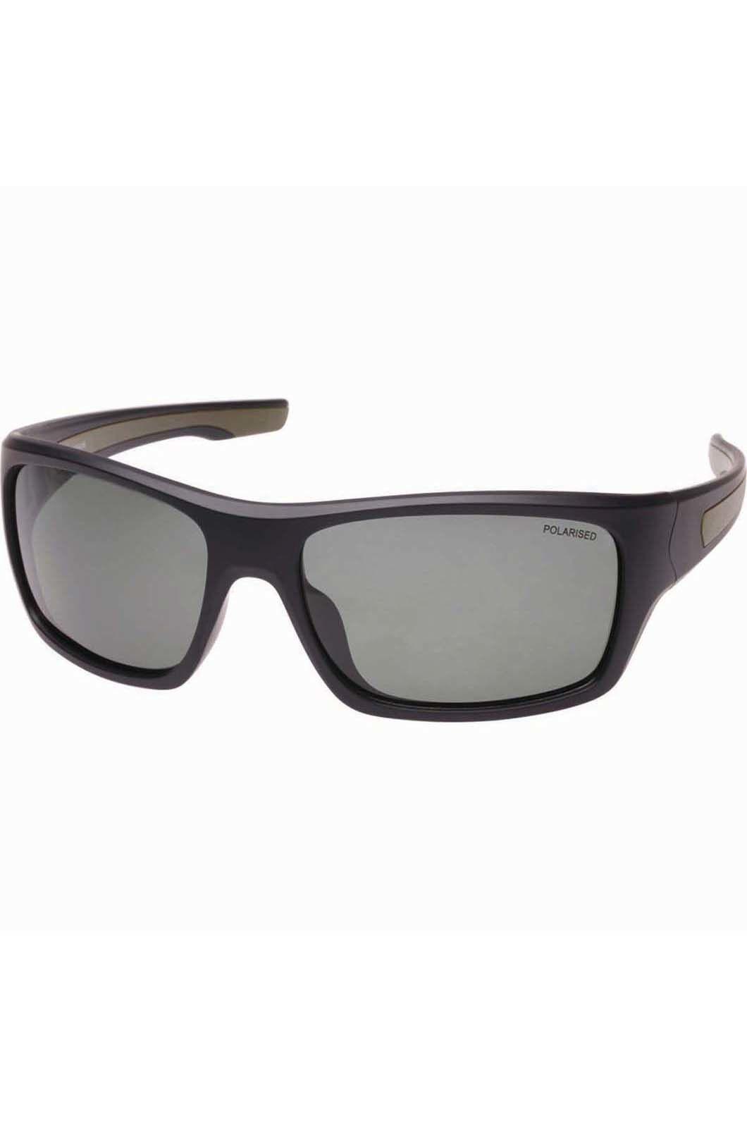 Cancer Council Men's Tooma Sunglasses One Size Fits Most, MATT BLACK/GREY, hi-res