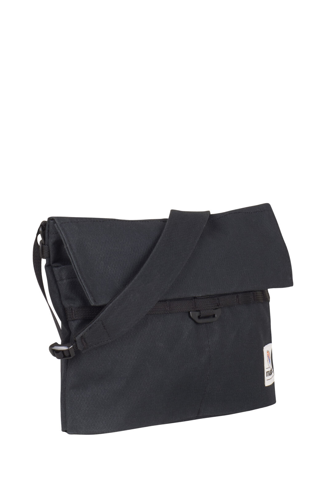 Macpac Musette AzTec® 3L Travel Bag, Black, hi-res