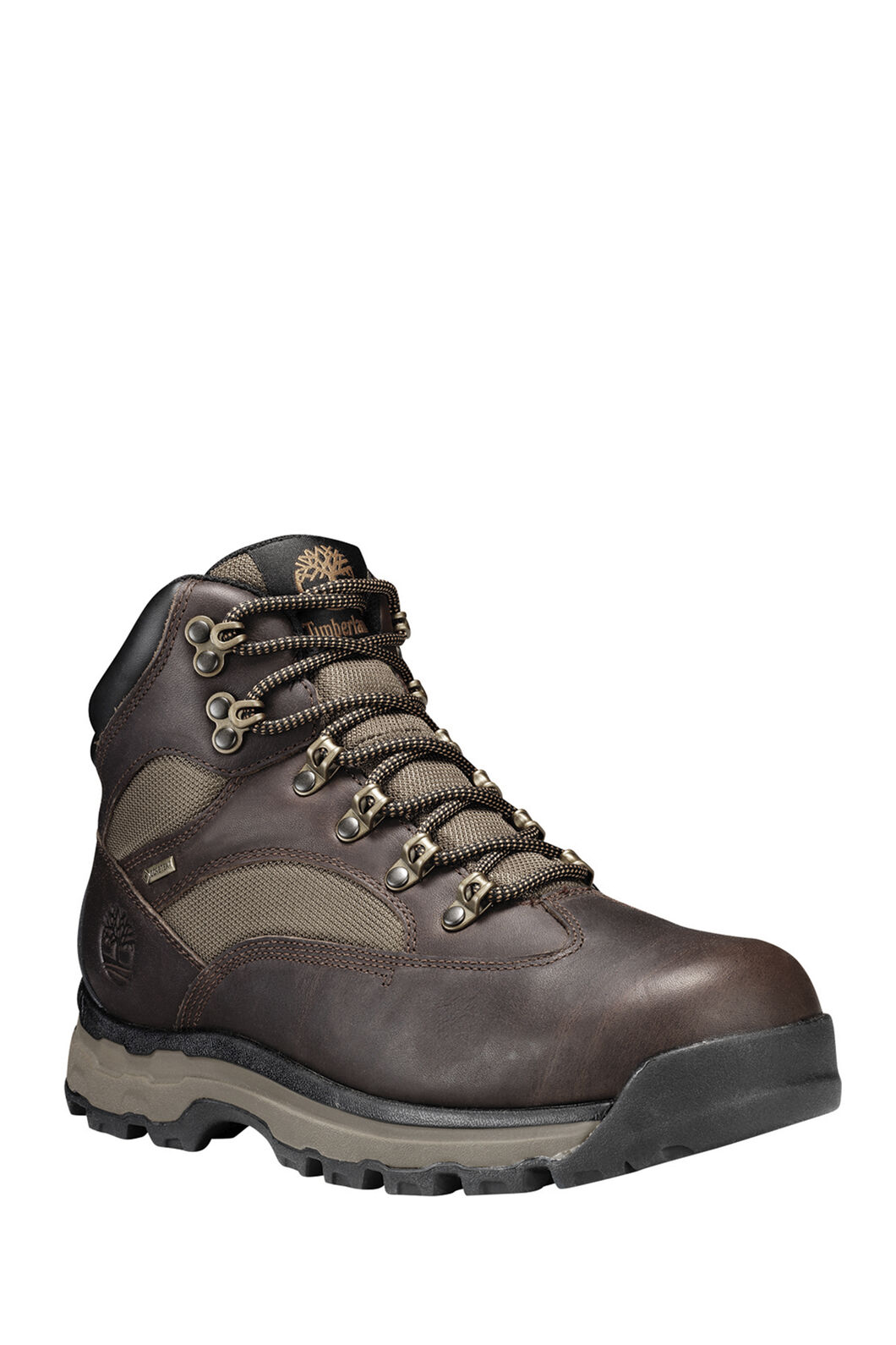 Timberland Chocorua Trail 2.0 WP Hiking Boots — Men's, DARK BROWN FULL-GRAIN, hi-res