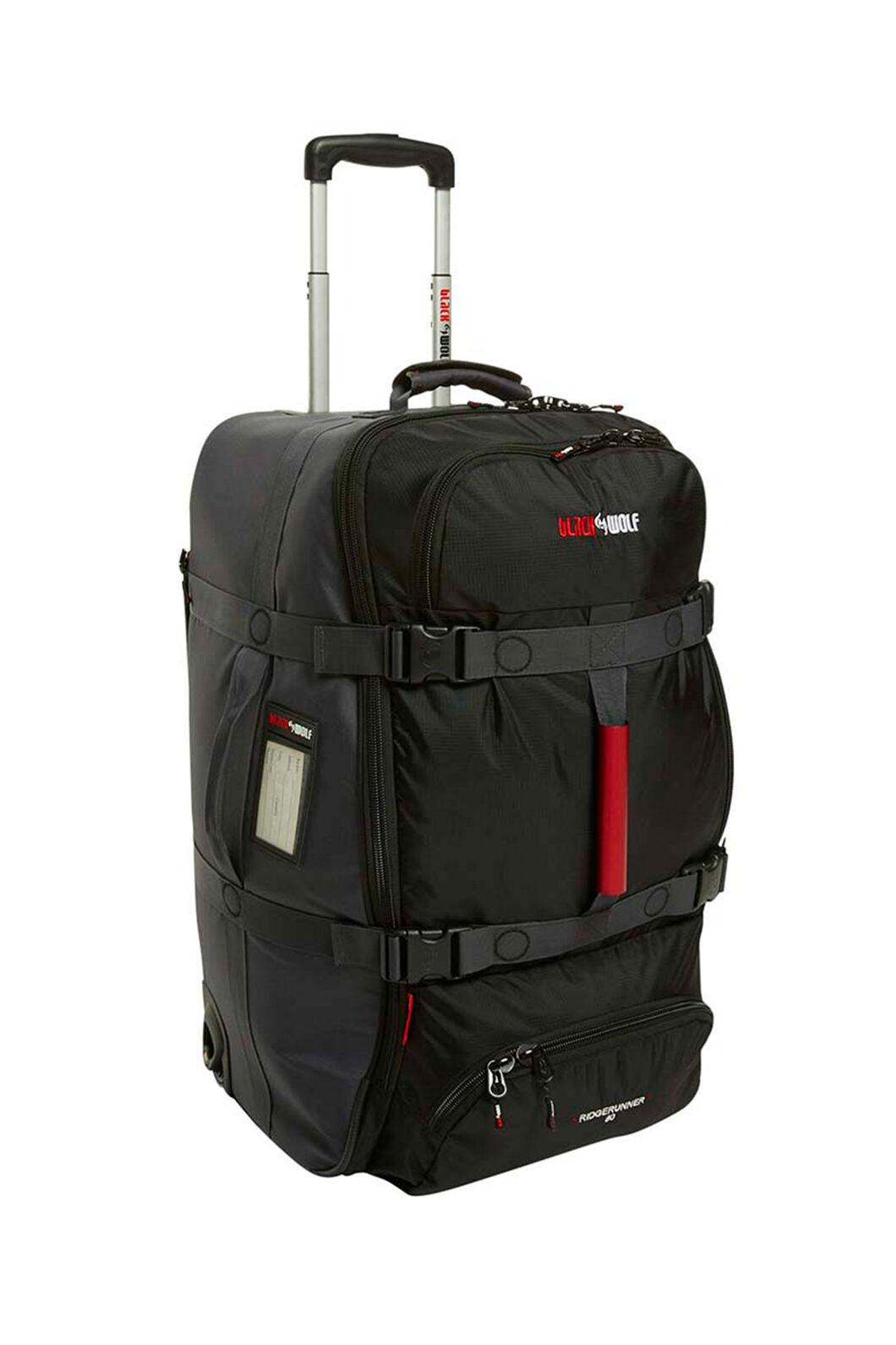 BlackWolf Ridge Runner 80L Wheeled Luggage, None, hi-res