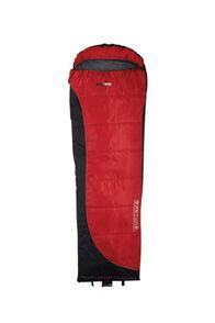 BlackWolf Backpacker 200 Sleeping Bag 4, Red, hi-res