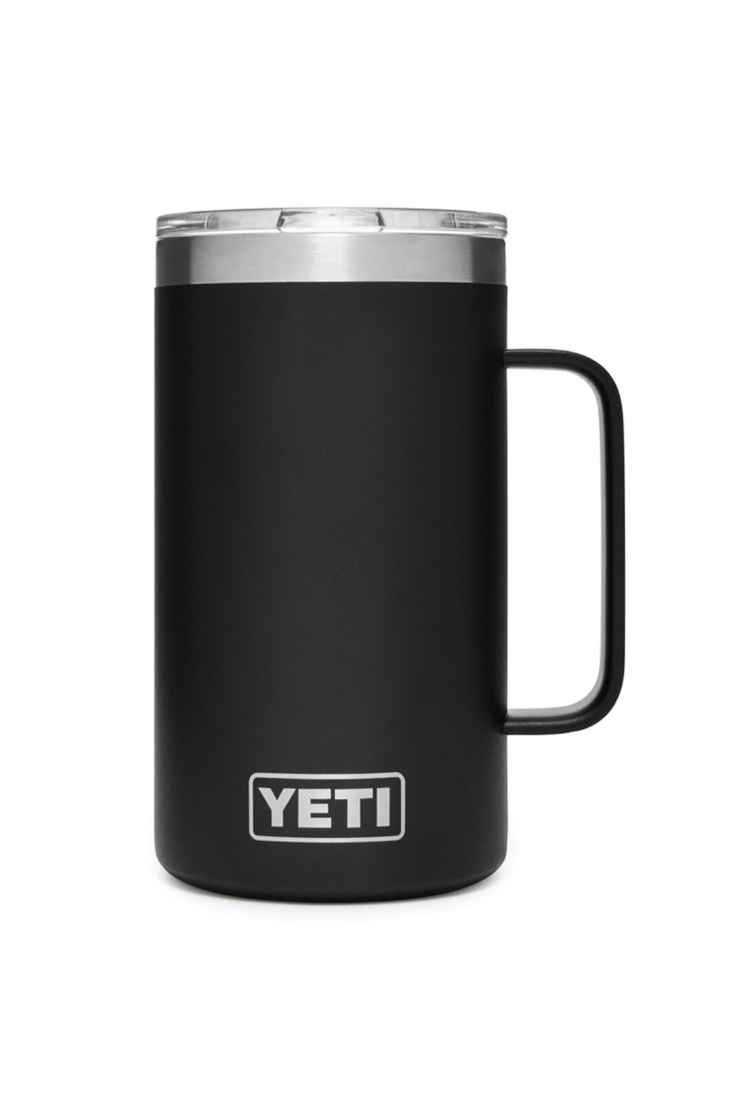 YETI® Rambler Mug — 24oz, Black, hi-res