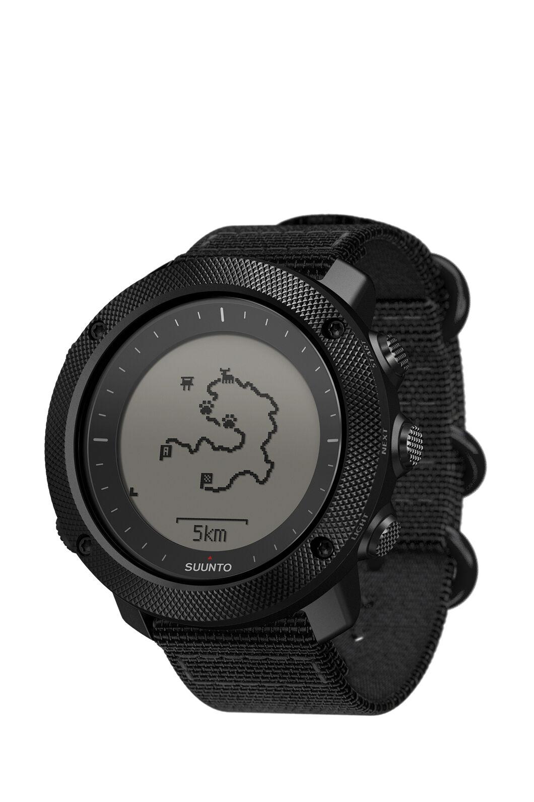 Suunto Traverse Alpha Watch Stealth, STEALTH, hi-res